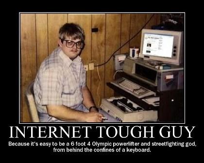 Internet Warrior
