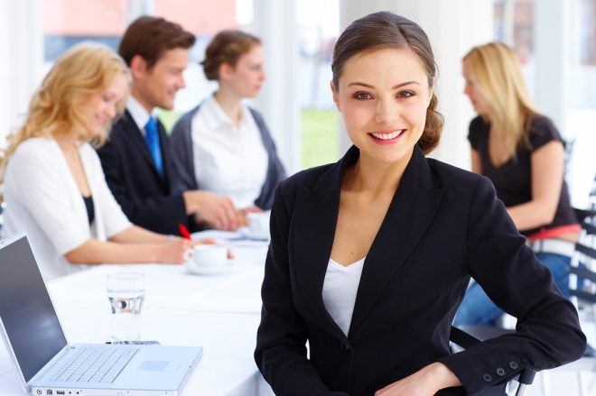 bigstockphoto_Portrait_Of_A_Female_Executive_1576130